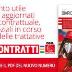 Diario dei Contratti: novità e aggiornamenti sull'attività contrattuale della Filcams Cgil