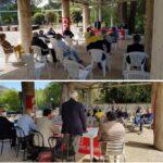Lo Spi Cgil Pescara in Assemblea a Bussi