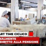 PART TIME VERTICALE CICLICO: FINALMENTE RICONOSCIUTO IL PERIODO DI SOSPENSIONE AI FINI PENSIONISTICI
