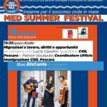 Med Summer Festival Pescara – Insieme per il soccorso civile in mare